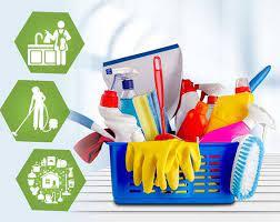 نظافت منزل و اداره توسط بانوان