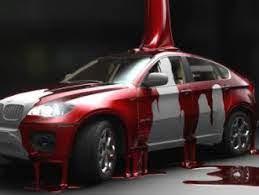 پالش و رنگ آمیزی قطعه خودرو