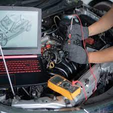 مکانیک سیار و تنظیم موتور