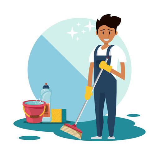 شرکت خدماتی نظافتچی خانم و آقا نظافت ساختمان